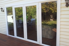 Nu-Eco Windows Double Glazed uPVC French Doors-01