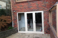 Nu-Eco Windows Double Glazed uPVC French Doors-08