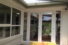 Nu-Eco Windows Double Glazed uPVC French Doors-09