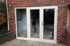 Nu-Eco Windows Double Glazed uPVC French Doors-10