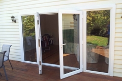 Nu-Eco Windows Double Glazed uPVC French Doors-11