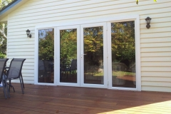 Nu-Eco Windows Double Glazed uPVC French Doors-12