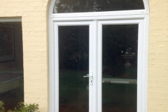 Nu-Eco Windows Double Glazed uPVC French Doors-13