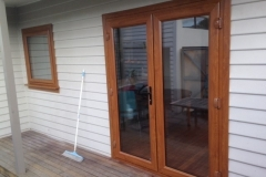 Nu-Eco Windows Double Glazed uPVC French Doors-16