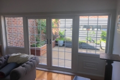 Nu-Eco Windows Double Glazed uPVC French Doors-17