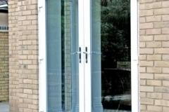 Nu-Eco Windows Double Glazed uPVC French Doors-25