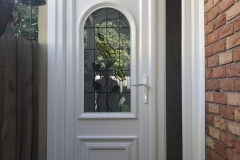 Nu-Eco Windows Double Glazed uPVC Panel front Doors -02