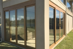 Nu-Eco Windows Double Glazed uPVC Patio Sliding Doors-11