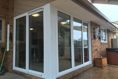 Nu-Eco Windows Double Glazed uPVC Patio Sliding Doors-16