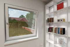Nu-Eco Windows Double Glazed uPVC Tilt and Turn Windows-10