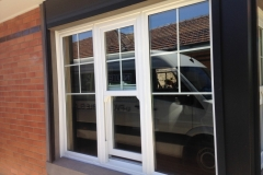 Nu-Eco Windows Double Glazed uPVC Verical Slider Double Hung Windows-06