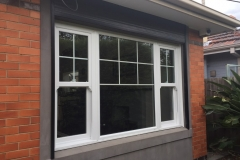 Nu-Eco Windows Double Glazed uPVC Verical Slider Double Hung Windows-14