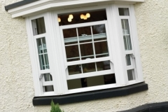 Nu-Eco Windows Double Glazed uPVC Verical Slider Double Hung Windows-18