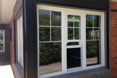 Nu-Eco Windows Double Glazed uPVC Verical Slider Double Hung Windows-21