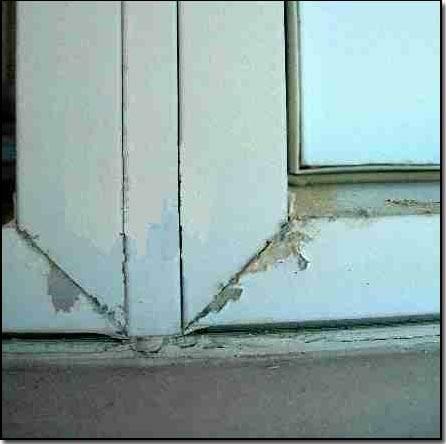 Corrosion aluminum joints