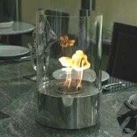 Nu-Flame Accenda Portable Decorative Ethanol Burning ...