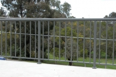 Nu-Lite Balustrading Type 1003 - metal balustrade-05
