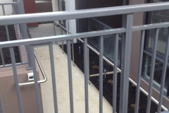 Nu-Lite Balustrading Type 1004 -Metal balustrade-01