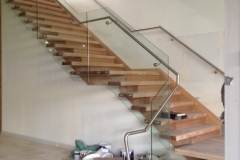 Nu-Lite Balustrading Type 3015-B - glass balustrade-15