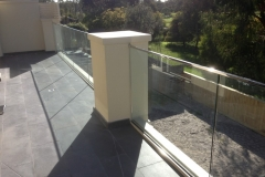 Nu-Lite Balustrading Type 3005 - glass balustrade-12