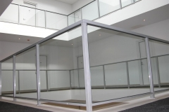 Nu-Lite Balustrading Type 1001- glass balustrade-05