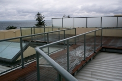 Nu-Lite Balustrading Type 1001- glass balustrade-09