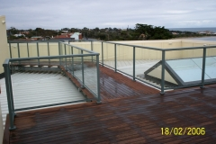 Nu-Lite Balustrading Type 1001- glass balustrade-14