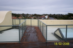 Nu-Lite Balustrading Type 1001- glass balustrade-15