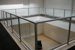 Nu-Lite Balustrading Type 1001- glass balustrade-26