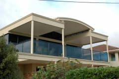 Nu-Lite Balustrading Type 1001- glass balustrade-37