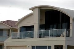 Nu-Lite Balustrading Type 1001- glass balustrade-40