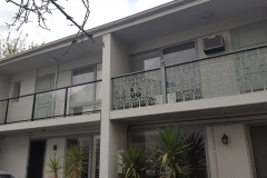 Nu-Lite Balustrading Type 1001 -glass balustrade-44