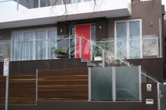 Nu-Lite Balustrading Type 1015-B -glass balustrade-02