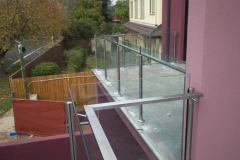 Nu-Lite Balustrading Type 6015-B - glass balustrade-02