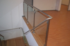 Nu-Lite Balustrading Type 6031 - glass balustrade-04