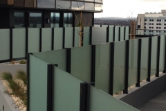 Nu-Lite Balustrading Privacy Screen Commercial Balustrades-02