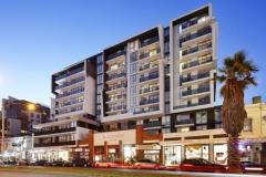 Nu-Lite Balustrading -101-Bay-Street-Port-Melbourne-Hickory