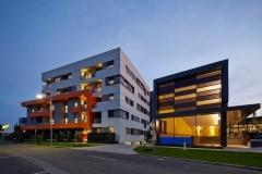 Nu-Lite Balustrading Building 11 Parkville Australand