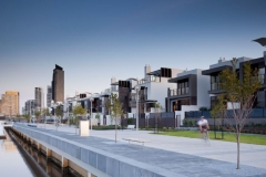 Nu-Lite Balustrading Yarra's Edge Low Rise Docklands Mirvac