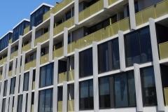 Nu-lite Balustrading Atria-Apartments- Probuild
