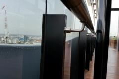 Nu-Lite Balustrading Semi Frameless Commercial Balustrades-05