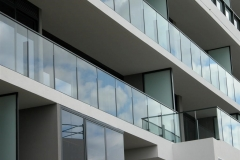Nu-Lite Balustrading Semi Frameless Commercial Balustrades-11