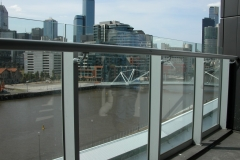 Nu-Lite Balustrading Semi Frameless Commercial Balustrades-13