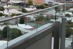 Nu-Lite Balustrading Semi Frameless Commercial Balustrades-16