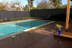 Nu-Lite Balustrading Type 3010 - glass Swimming Pool Fencing-01