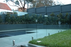Nu-Lite Balustrading Type 3010 - glass Swimming Pool Fencing-10