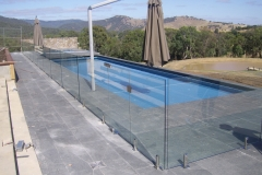 Nu-Lite Balustrading Type 3010 - glass Swimming Pool Fencing-12