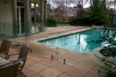Nu-Lite Balustrading Type 3010 - glass Swimming Pool Fencing-14