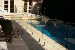 Nu-Lite Balustrading Type 3010 - glass Swimming Pool Fencing-19