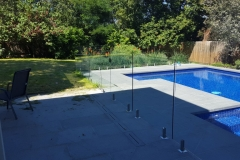 Nu-Lite Balustrading Type 3010 - glass Swimming Pool Fencing-22